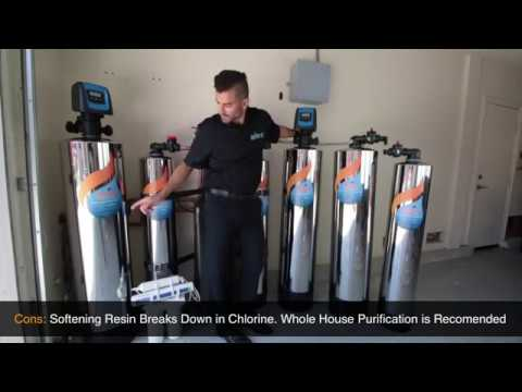 Traditional Water Softener Pros And Cons