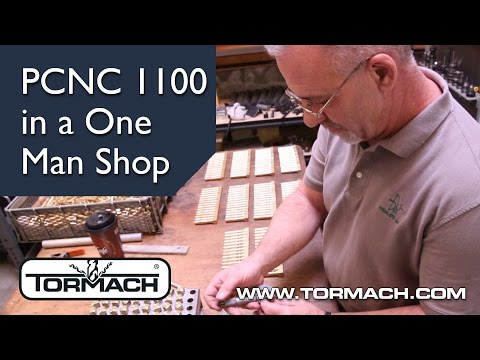 Thumbnail: One-Man Shop with a PCNC 1100