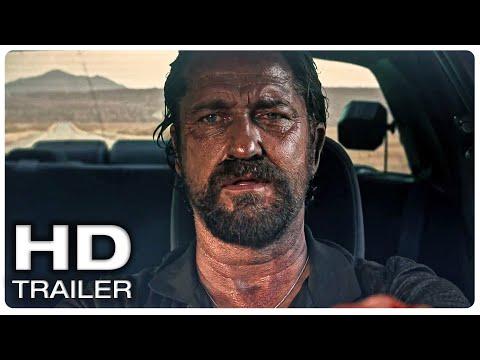 COPSHOP Official Trailer #1 (NEW 2021) Gerard Butler, Frank Grillo Action Movie HD
