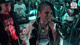 CASAPARLANTE: FLOR DE RAP | Segura - Mix Hardcore .EnVivo
