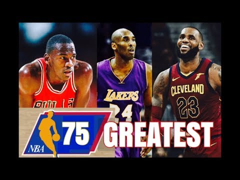 NBA at 75: Who Will Be The NBA's 75 GREATEST Players?!