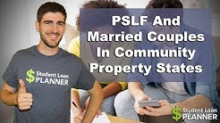 PSLF Tax Implications for Married Couples in Community Property States   Student Loan Planner