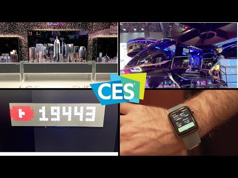 CES 2019: The Best of ShowStoppers and the Show Floor