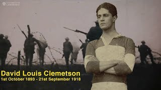 First black British Army officer David Clemetson honoured in First World War centenary