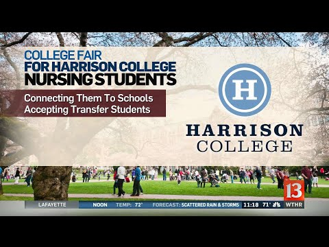 Harrison College Petition and Job Fair