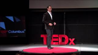 Being Vulnerable: Dan Stover at TEDxColumbus