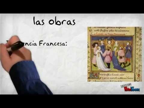 Geoffrey Chaucer vida y obra