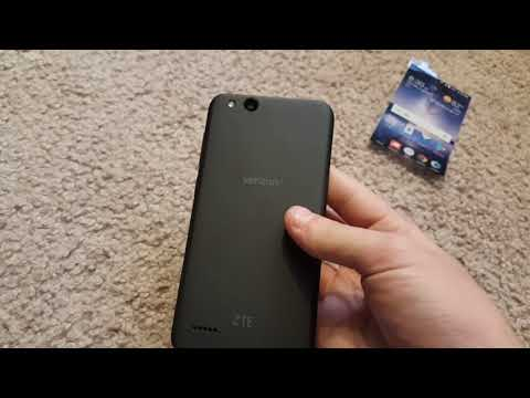 Unboxing A $5 Smartphone From Walmart