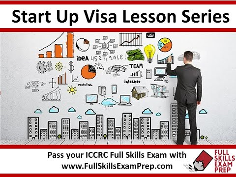 Start Up Visa - Our Free ICCRC Exam Preparation Course