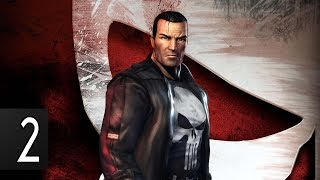 THE PUNISHER - Walkthrough Part 2 Gameplay [1080p HD 60FPS PC] No Commentary