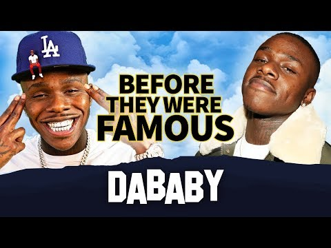 DaBaby  Before They Were Famous  WalMart Shooting