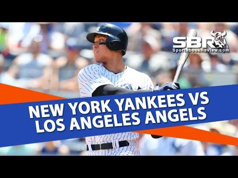 NY Yankees vs LA Angels | Free MLB Picks