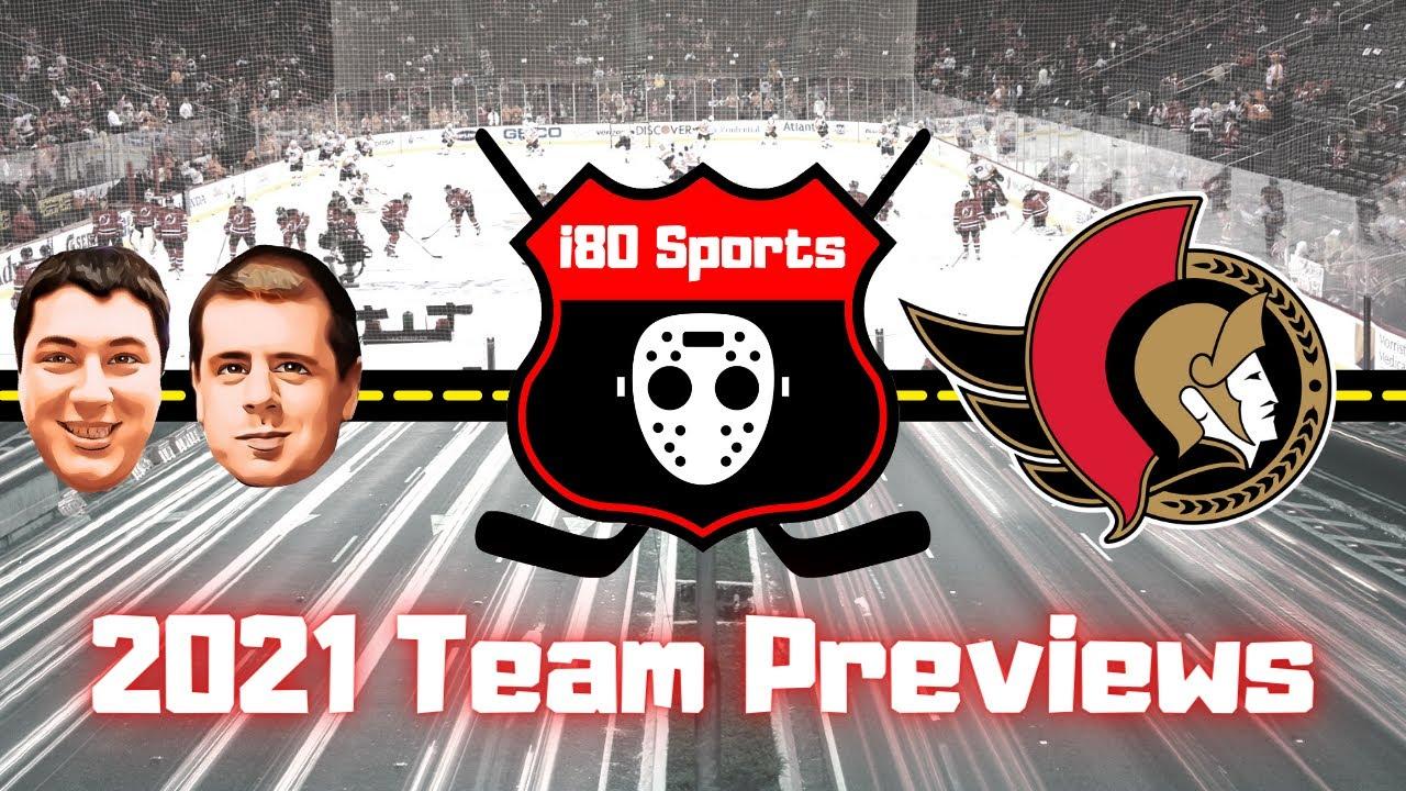 NHL - Ottawa Senators 2021/2022 Team Preview