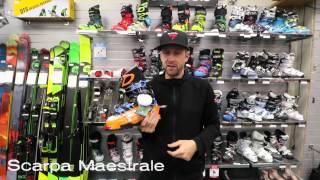 Scarpa Maestrale 2015 ski boot review