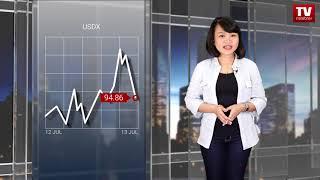 InstaForex tv news: USD menutup minggu dalam warna hitam  (16.07.2018)