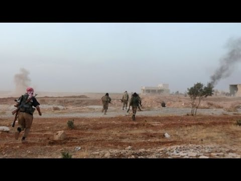 Syria conflict: Army