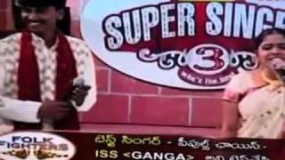 idea super singer ravi and ganga duetflv