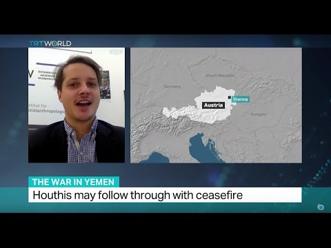 Interview Adam Baron from Visiting Fellow, European Council on Foreign Relations  on Yemen