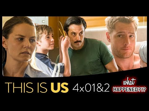 THIS IS US 4x01/4x02 Recap: Growing Pains & New Characters Explained - 4x03 Promo