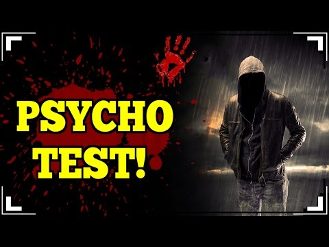 Thumbnail: Are you a PSYCHOPATH?