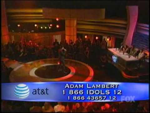 Adam Lambert: I Can't Get No Satisfaction