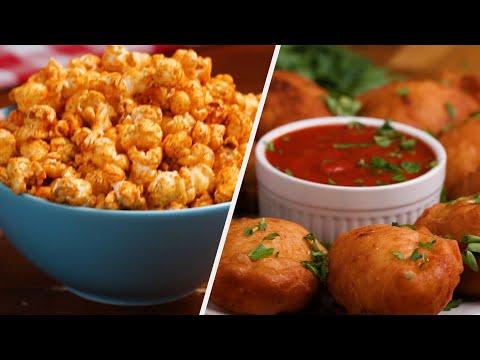 11 Binge-Worthy Movie Night Snacks •Tasty
