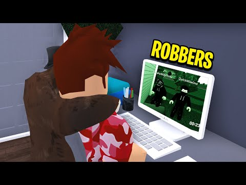I Set Up BLOXBURG CAMERAS, What It CAUGHT Will Shock You! (Roblox)