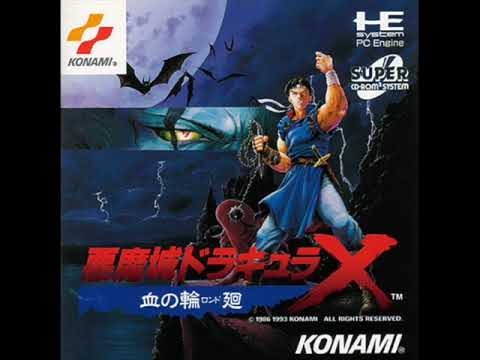 Castlevania Rondo Of Blood Music - Bloodlines