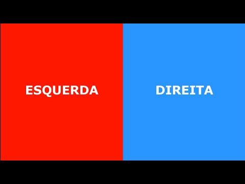 Qual é a principal diferença entre Esquerda e Direita?