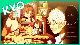 Saeran Finds Ray's MC Shrine (Hilarious Mystic Messenger Comic Dub) 2017 Video