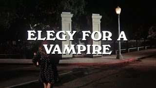 Ghost Story (TV 1972) :01x10 - Elegy For A Vampire