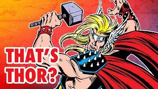 Thor's 3 WILDEST Costumes!