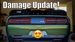 Redeye Widebody Looking GREAT! Damage Update!