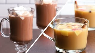 4 Holiday Slow Cooker Cocktails