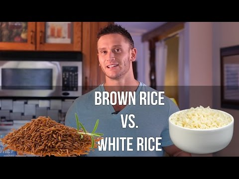 Brown Rice or White Rice Which is Healthier?Thomas DeLauer