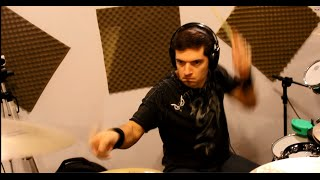 System of a Down - Toxicity - Drum Cover by Leandrum