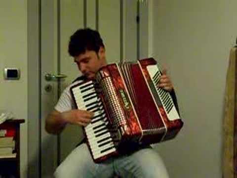 Zorba - Folk Music -  Ζορμπά  Accordion Acordeon Accordeon Fisarmonica