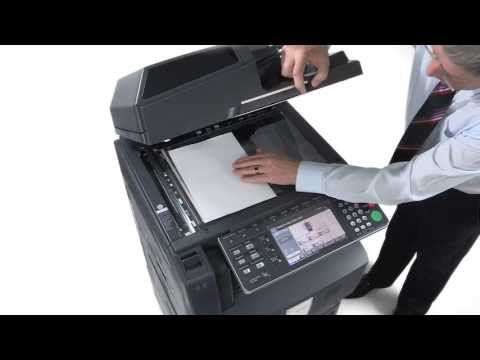 Photocopying Training video