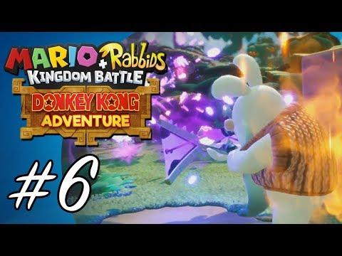 Donkey Kong Adventure #6 (Mario + Rabbids: Kingdom Battle DLC)