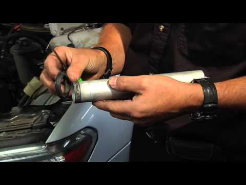 BMW 7 Series Cooling Leak Repair