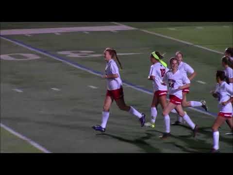 Westwood Girls Varsity Soccer vs Hawthorne 11/2/2017