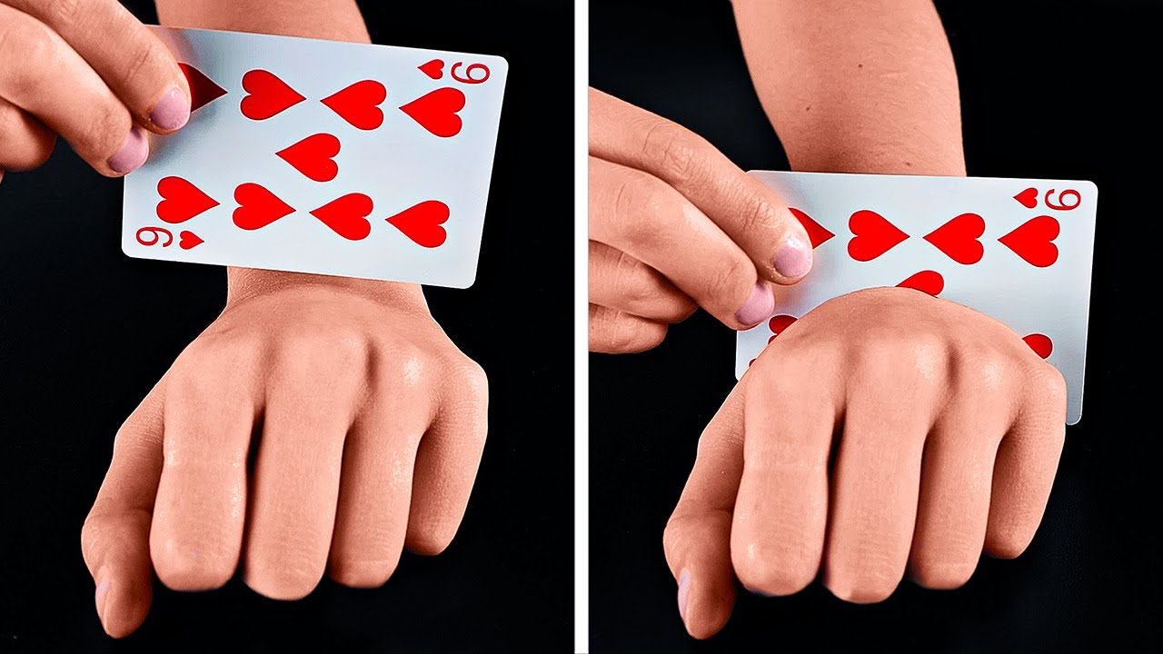 Download MAGIC TRICKS REVEALED    Funny Magic Tricks And DIY Illusions That You Can Do