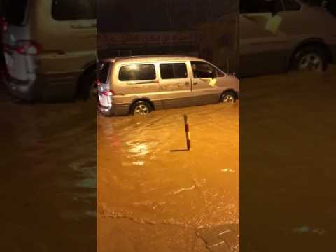 Radio Dabanga: Floods in Sudan capital