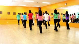 Be My Baby Now - Line Dance (Dance & Teach in English & 中文)