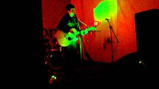 "The Ghost of Mirach (Eliot Peters) - ""Man of War"" - Squarehead Venue Jan 2012"
