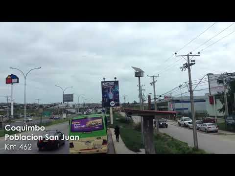Chile en camara Rapida : de Iquique a Santiago