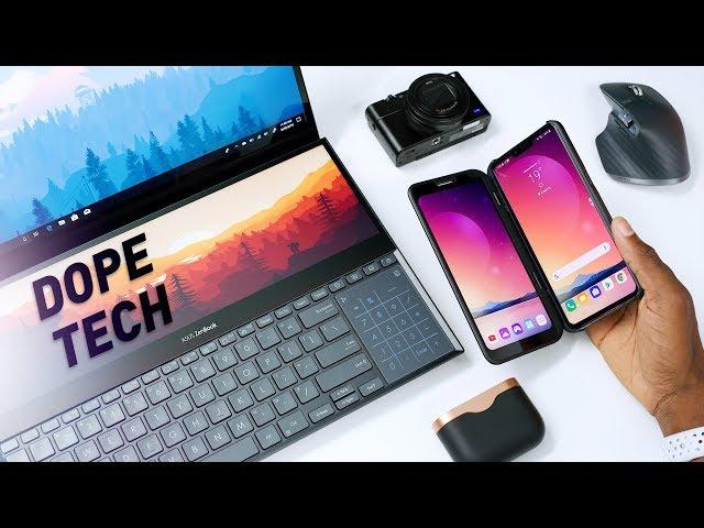 Dope Tech #20: Dual Screen Tech!