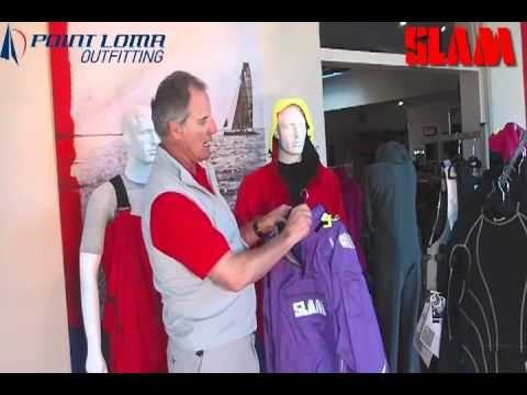 New SLAM Sailing & Foul Weather Gear
