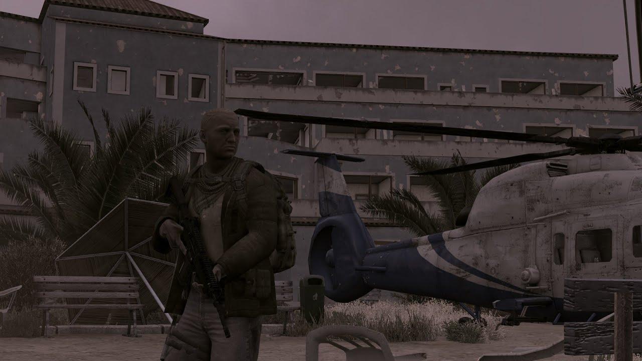 арма 3 мод на зомби выживание