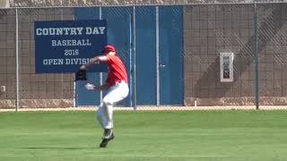 Justin Campos - Updated Baseball Highlights - Class of 2019